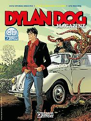 Dylan Dog Magazine 2021 cover