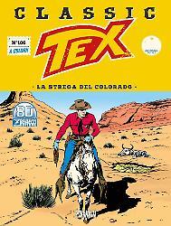 La strega del Colorado - Tex Classic 106 cover