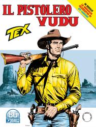 Il pistolero vudu - Tex 726 cover