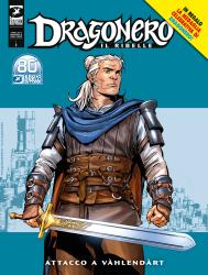 Attacco a Vàhlendàrt - Dragonero Il Ribelle 18 cover