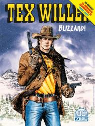 Blizzard! - Tex Willer 30 cover