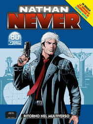 Ritorno nel multiverso - Nathan Never 359 cover