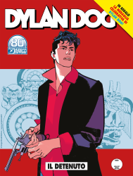 Il detenuto - Dylan Dog 416 cover