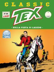 Sulla pista di Laredo - Tex Classic 108 cover
