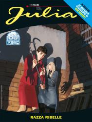 Razza ribelle - Julia 272 cover