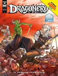 Il demone fuggiasco - Dragonero Il Ribelle 19 cover