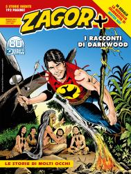 Le storie di Molti Occhi - Zagor Più 01 cover