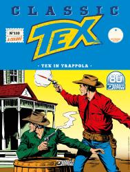 Tex in trappola - Tex Classic 110 cover