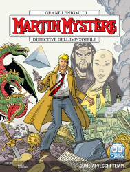 Come ai vecchi tempi - Martin Mystère 376