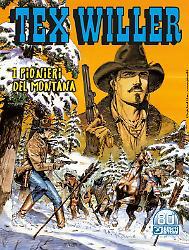 I pionieri del Montana - Tex Willer 32