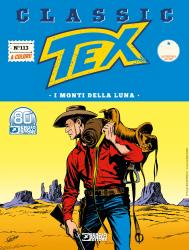 I monti della Luna - Tex Classic 113