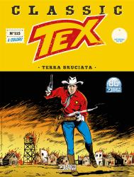 Terra bruciata - Tex Classic 115