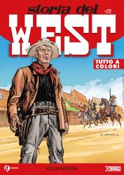 Gli Avvoltoi - Storia del West 29
