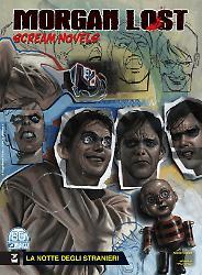 La notte degli Stranieri - Morgan Lost Scream Novels 02