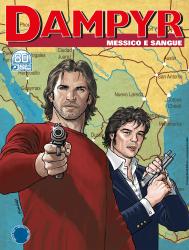 Messico e sangue - Dampyr 257
