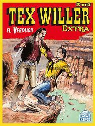 El Verdugo - Tex Willer Extra 02