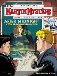 Gli uomini in rosso - Martin Mystère 378
