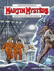 A Nord da Nord-Ovest - Martin Mystère 379