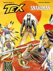 Snakeman - Tex Romanzi a fumetti 13