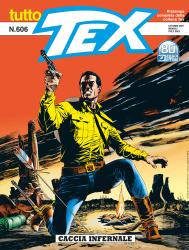 Caccia infernale - Tutto Tex 606