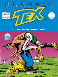 Il totem dei Mohicani - Tex Classic 119