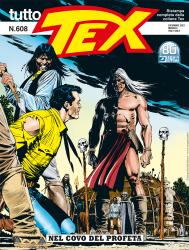 Nel covo del profeta - Tutto Tex 608
