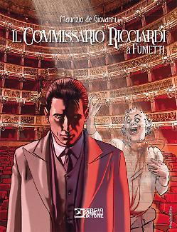 Il Commissario Ricciardi a Fumetti n.0