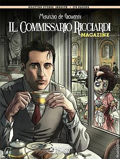 Il commissario Ricciardi Magazine 2018