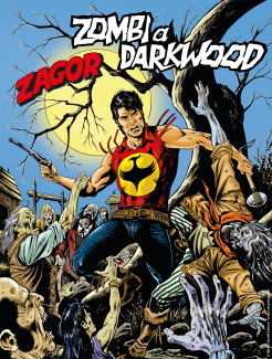 Zombi a Darkwood
