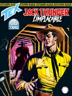 Jack Thunder L'implacabile