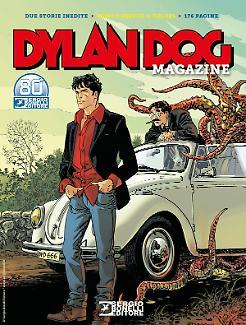 Dylan Dog Magazine 2021