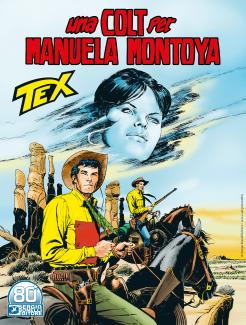Una colt per Manuela Montoya