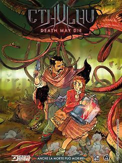 Cthulhu - Death May Die.  Anche la morte può morire!