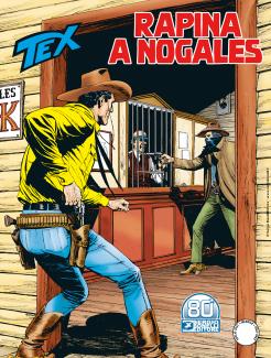 Rapina a Nogales