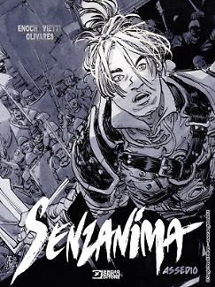 Senzanima. Assedio - Variant