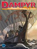 Le prede di Annwn - Dampyr 196 cover