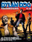 Dylan Dog GrandeRistampa n° 60 cover