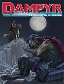 La vendetta di Severa - Dampyr 197 cover
