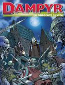 La sorgente di vita - Dampyr 203 cover