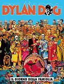Il giorno della famiglia - Dylan Dog 366 cover