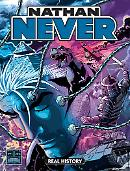 Real history - Nathan Never 310 cover