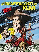 Gli incappucciati del Klan - Tex 679 cover