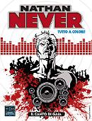 Il canto di Gaia - Nathan Never 312 cover