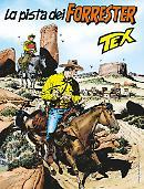 La pista dei Forrester - Tex 680 cover
