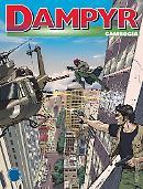 Cambogia - Dampyr 208 cover