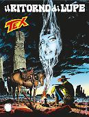 Il ritorno di Lupe - Tex 682 cover