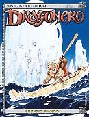 Silenzio bianco - Dragonero 52 cover