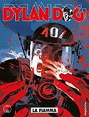 La fiamma - Dylan Dog 373 cover