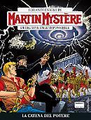 La catena del potere - Martin Mystère bimestrale 353 cover