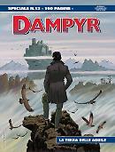 La terra delle aquile - Speciale Dampyr 13 cover